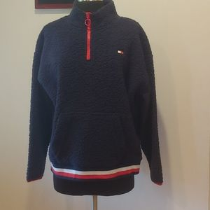 Plush Tommy Sport pullover